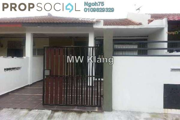 For Sale Terrace at Bandar Tasik Kesuma, Semenyih Freehold Semi Furnished 3R/2B 310k