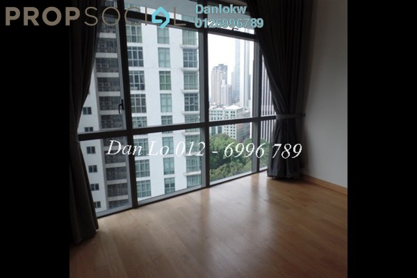 For Rent Condominium at Panorama, KLCC Freehold Semi Furnished 2R/2B 5k