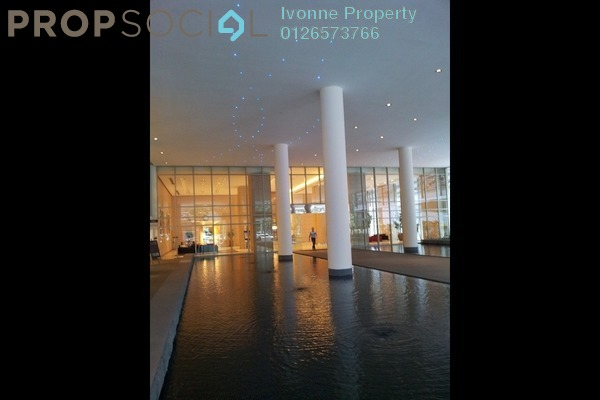 For Sale Condominium at Marc Service Residence, KLCC Freehold Fully Furnished 1R/1B 850k