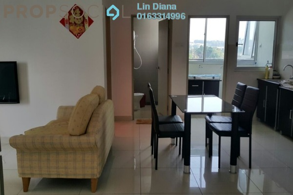 For Rent Condominium at C180, Cheras South Freehold Fully Furnished 2R/2B 1.9k