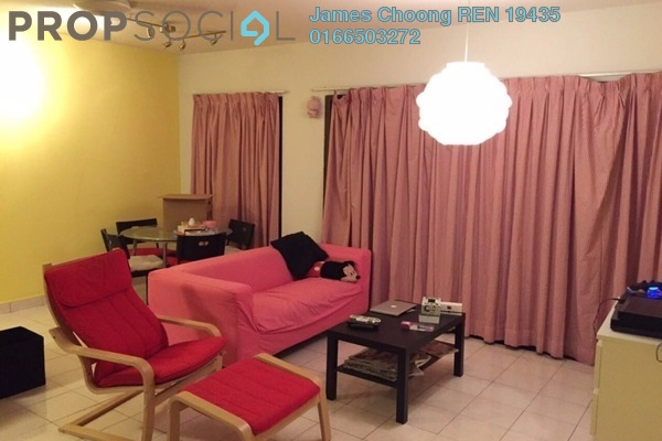 For Rent Condominium at Palm Spring, Kota Damansara Leasehold Fully Furnished 2R/2B 1.7k