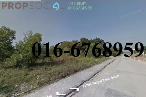 For Sale Land at Taman Sungai Kapar Indah, Kapar Freehold Unfurnished 0R/0B 3.87m