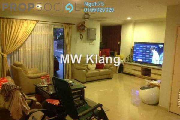 For Sale Terrace at Bandar Bukit Tinggi 2, Klang Freehold Semi Furnished 4R/3B 880k