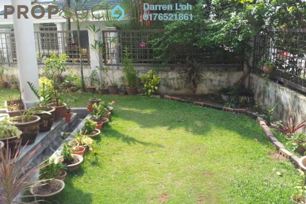 For Sale Terrace at Bayan Hill Homes, Bandar Puchong Jaya Freehold Semi Furnished 5R/4B 1.25m