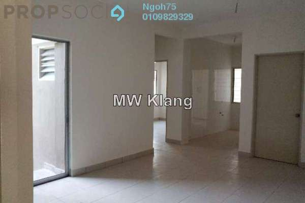 For Sale Apartment at Bandar Bukit Tinggi 2, Klang Freehold Unfurnished 3R/2B 165k
