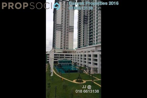 For Rent Condominium at Kiara Residence 2, Bukit Jalil Leasehold Semi Furnished 3R/2B 1.8k
