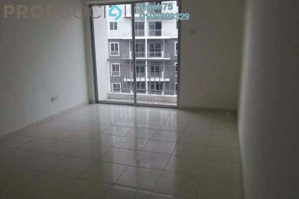 For Rent Apartment at Pelangi Heights, Klang Freehold Semi Furnished 3R/2B 1.2k