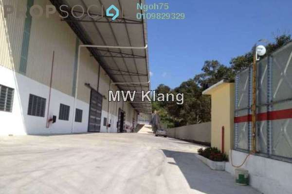 For Rent Factory at Taman Semenyih Indah, Semenyih Freehold Unfurnished 0R/0B 9.6k