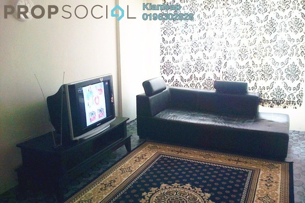 For Sale Apartment at Precinct 11, Putrajaya Freehold Semi Furnished 3R/2B 265.0千