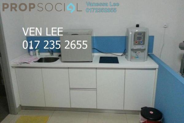 For Rent SoHo/Studio at First Subang, Subang Jaya Freehold Fully Furnished 1R/1B 1.5k