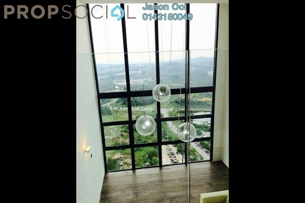 For Rent SoHo/Studio at The Place, Cyberjaya Freehold Fully Furnished 1R/1B 1.8k