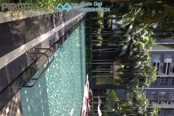 For Rent Condominium at St Mary Residences, KLCC Freehold Fully Furnished 1R/1B 4.35k