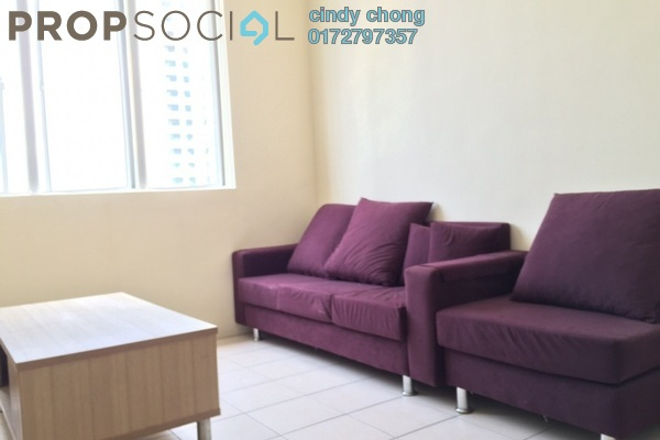 For Rent Apartment at Casa Subang, UEP Subang Jaya Freehold Fully Furnished 3R/2B 1.3k