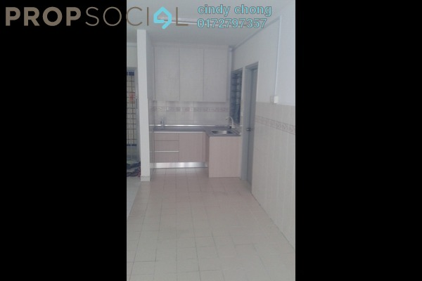 For Rent Apartment at Flora Damansara, Damansara Perdana Leasehold Semi Furnished 3R/2B 950translationmissing:en.pricing.unit