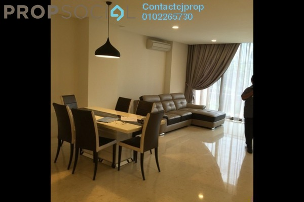 For Rent Condominium at Wangsa Metroview, Wangsa Maju Freehold Semi Furnished 3R/2B 1.8k