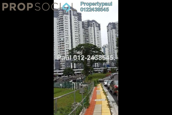 For Sale Condominium at Pandan Height, Pandan Perdana Freehold Semi Furnished 3R/2B 428k