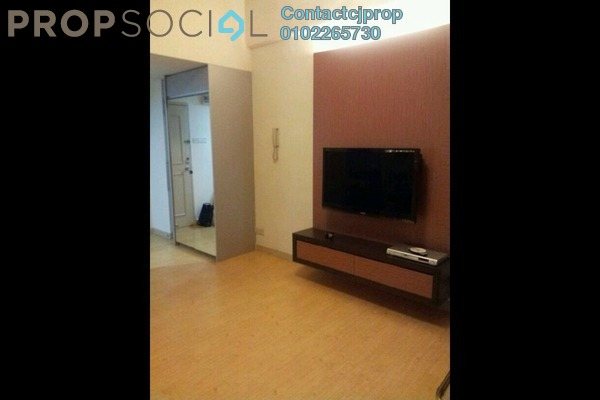 For Sale Apartment at Villa Aman, Ampang Hilir Freehold Semi Furnished 3R/2B 328k