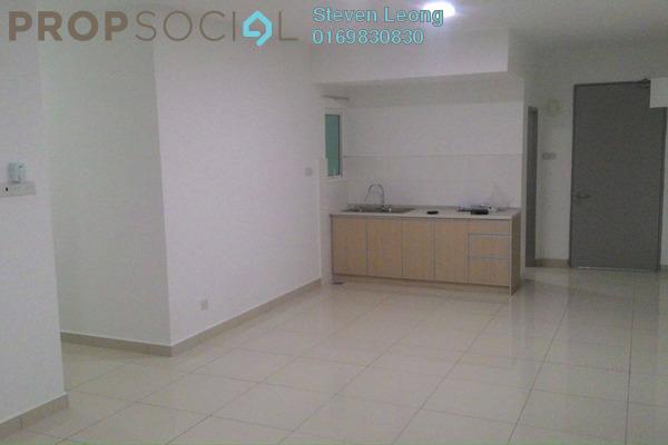 For Rent Condominium at Bayu Sentul, Sentul Leasehold Semi Furnished 3R/2B 1.3k