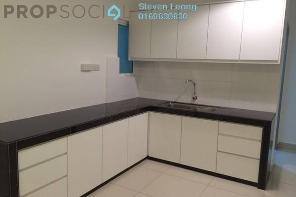 For Rent Condominium at Bayu Sentul, Sentul Leasehold Semi Furnished 3R/2B 1.6k
