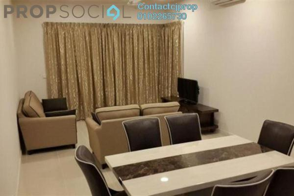 For Sale Condominium at Menara Alpha, Wangsa Maju Leasehold Semi Furnished 3R/2B 420k