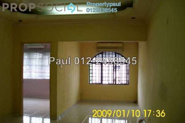 For Rent Apartment at Metro Villa, Ampang Leasehold Semi Furnished 3R/2B 1.2k