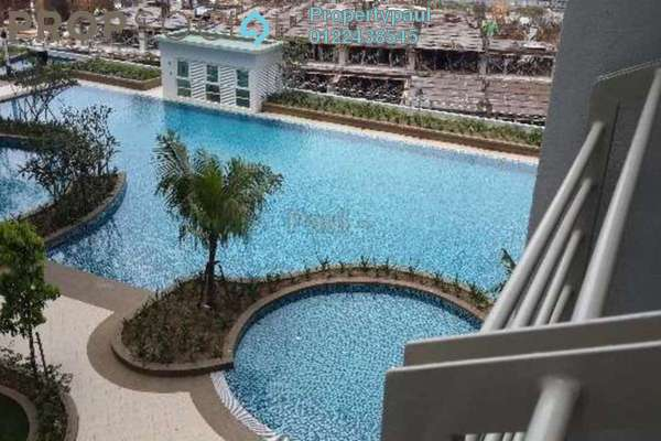 For Rent Condominium at Sunway VeloCity, Cheras Freehold Semi Furnished 3R/2B 2.6k