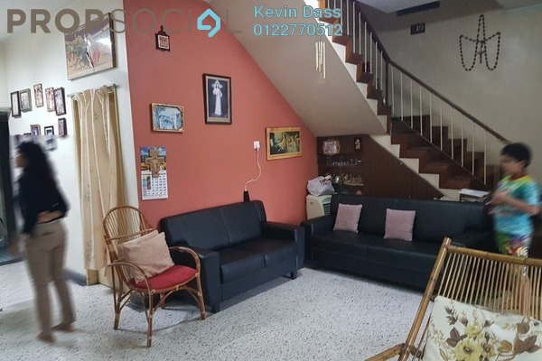 For Sale Terrace at Taman Bangsar, Bangsar Freehold Semi Furnished 4R/3B 1.89m