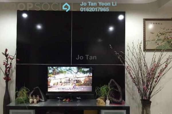 For Sale Terrace at Mutiara Puchong, Puchong Leasehold Semi Furnished 4R/4B 990k