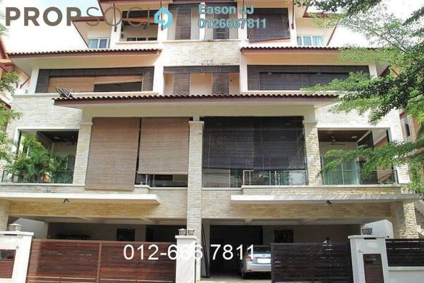 For Rent Semi-Detached at Beverly Heights, Ukay Freehold Semi Furnished 6R/8B 12k