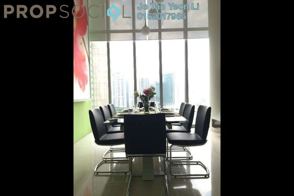 For Sale Condominium at One KL, KLCC Freehold Fully Furnished 3R/4B 4.93m