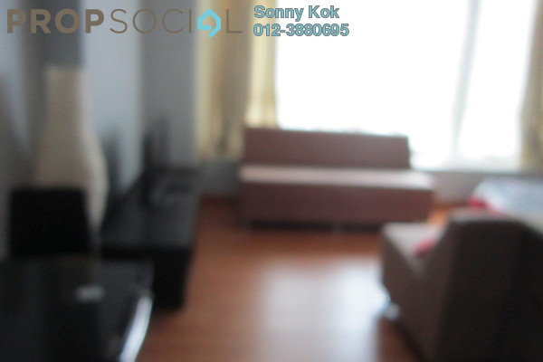 For Sale SoHo/Studio at Parkview, KLCC Freehold Fully Furnished 1R/1B 698k