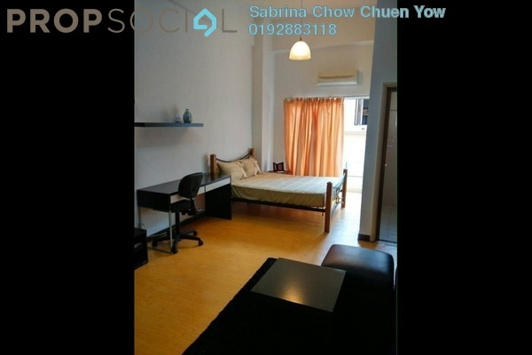 For Sale Apartment at Dorchester, Sri Hartamas Freehold Semi Furnished 0R/1B 360k