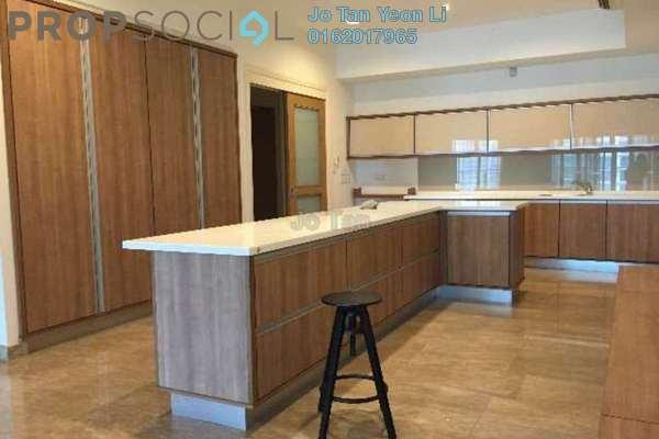 For Rent Condominium at 10 Mont Kiara, Mont Kiara Freehold Semi Furnished 4R/5B 14k