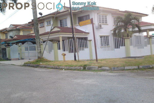 For Sale Bungalow at Taman Klang Jaya, Klang Freehold  4R/4B 500k