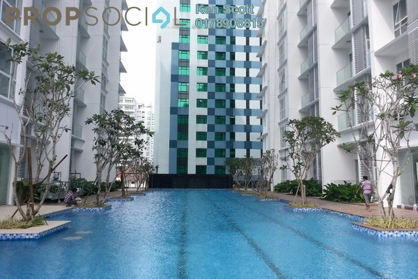 For Sale Condominium at M Suites, Ampang Hilir Freehold Fully Furnished 3R/2B 1.3m