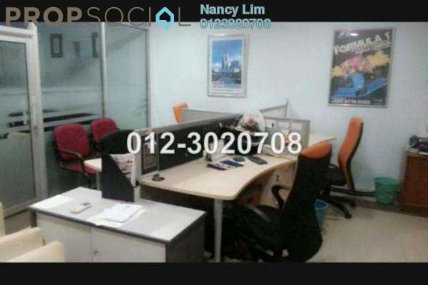 For Sale Office at Kompleks Diamond, Bangi Leasehold Fully Furnished 0R/0B 1.3百万