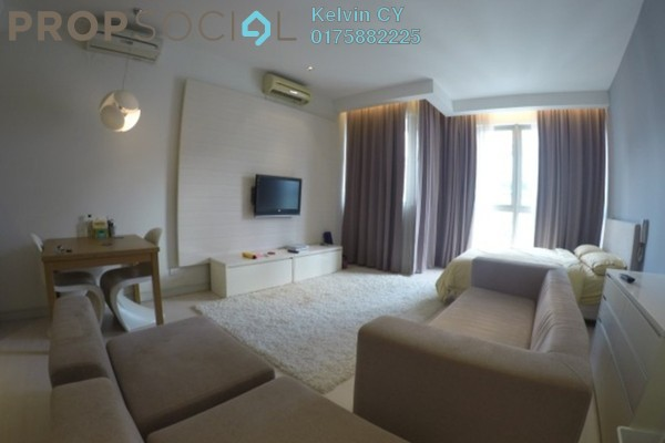 For Sale Condominium at Marc Service Residence, KLCC Freehold Fully Furnished 0R/1B 695k