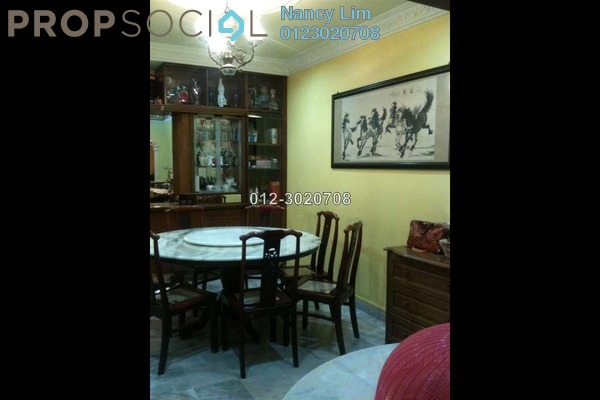 For Sale Terrace at SD7, Bandar Sri Damansara Freehold Semi Furnished 5R/4B 1.1m