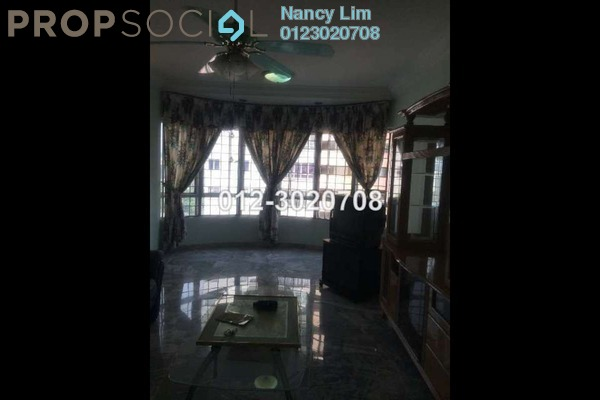 For Rent Condominium at Sri Intan 1, Jalan Ipoh Freehold Fully Furnished 3R/2B 1.6k