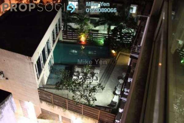 For Sale Condominium at 38 Bidara, Bukit Ceylon Freehold Fully Furnished 2R/2B 640.0千