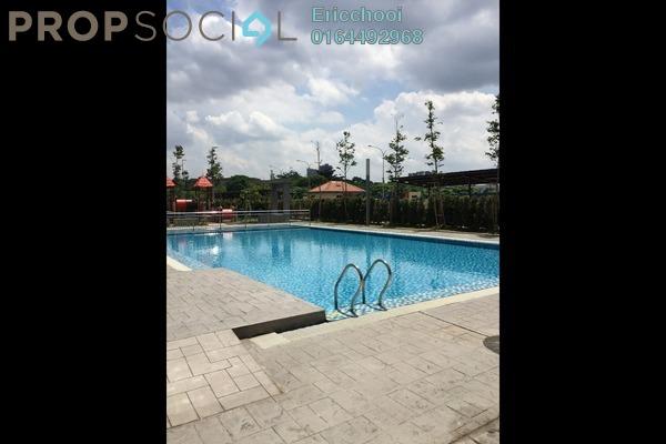 For Sale Apartment at Taman Desaria, Bandar Sunway Leasehold Unfurnished 3R/2B 370k