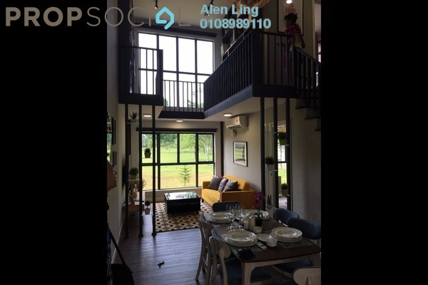 For Sale Condominium at Maju Kuala Lumpur, Sungai Besi Leasehold Fully Furnished 3R/2B 538k