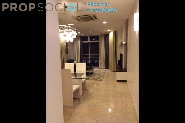 For Rent Condominium at Idaman Residence, KLCC Freehold Fully Furnished 2R/1B 5.5k