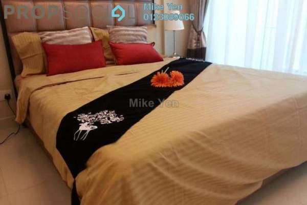 For Rent Condominium at Plaza Damas 3, Sri Hartamas Freehold Fully Furnished 1R/1B 2.2k
