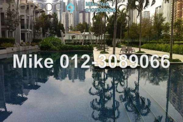 For Rent Condominium at Kiara Designer Suites, Mont Kiara Freehold Fully Furnished 3R/2B 3.8千