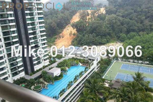 For Rent Condominium at Kiaramas Cendana, Mont Kiara Freehold Fully Furnished 3R/3B 5.0千