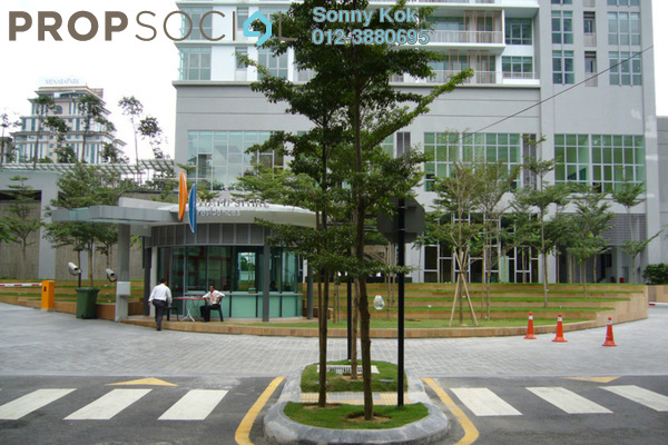 For Sale Condominium at Hampshire Residences, KLCC Freehold Semi Furnished 1R/1B 753.0千
