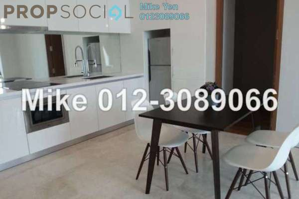 For Rent Condominium at Soho Suites, KLCC Freehold Semi Furnished 2R/2B 4.5k