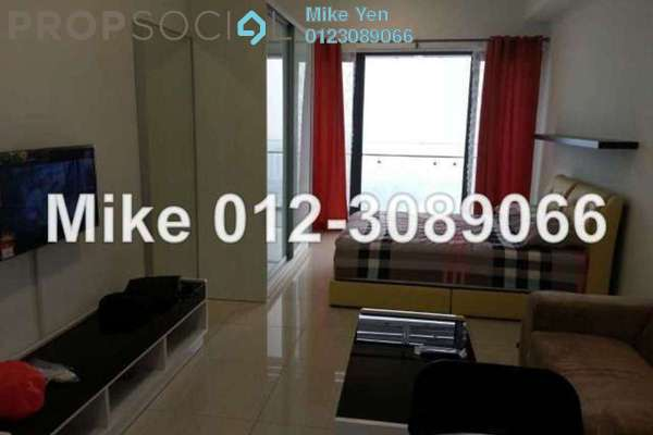 For Rent SoHo/Studio at The Elements, Ampang Hilir Freehold Fully Furnished 1R/1B 2k