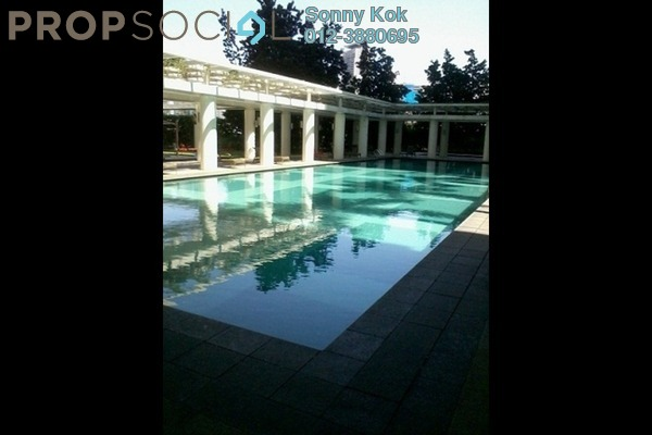 For Sale Condominium at Hampshire Residences, KLCC Freehold Semi Furnished 4R/4B 2.4m